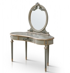 Flash Star Grey Makeup Table/Dressing Table/Makeup Table